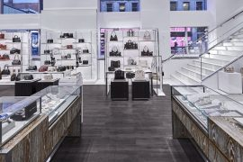 Michael Kors New Flagship in Montreal