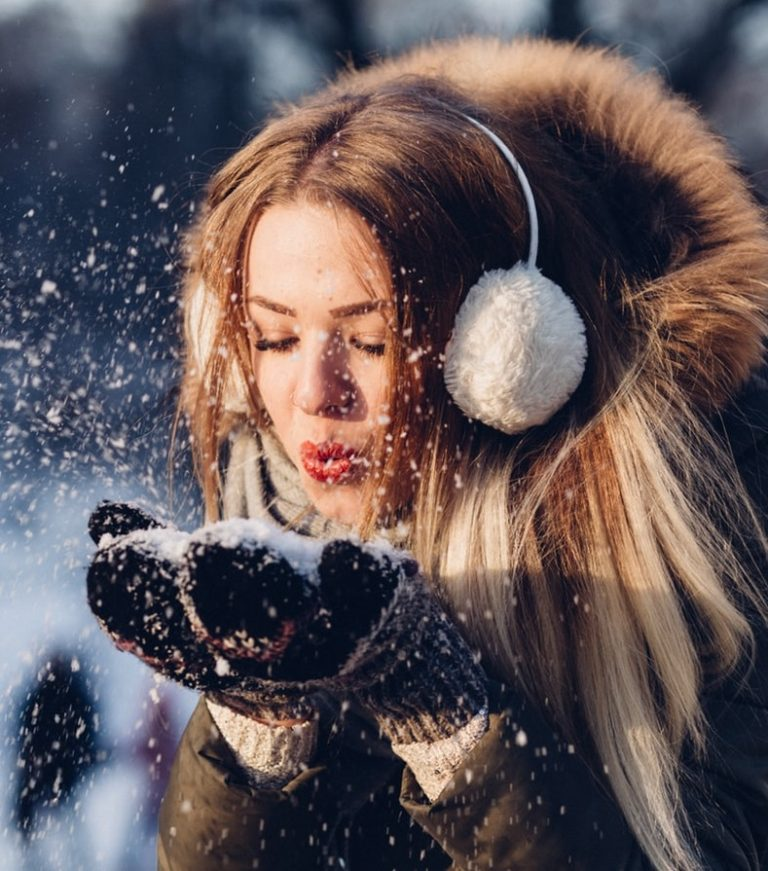 Winter skincare--Magnifissance