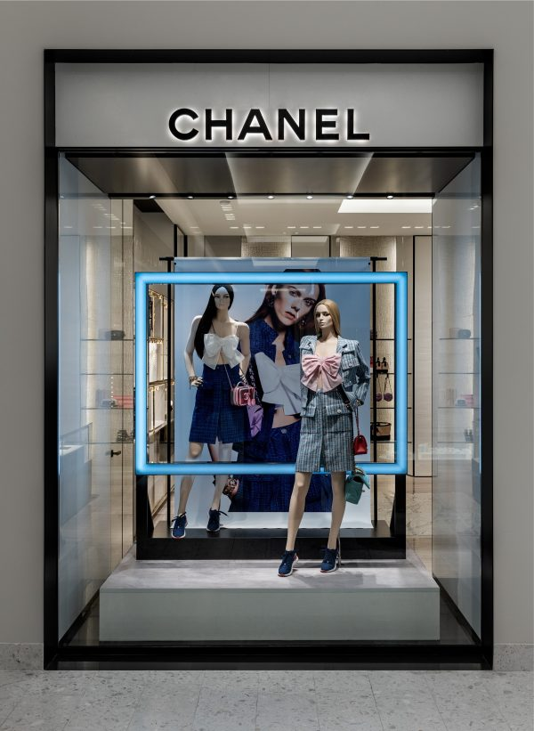 Chanel New Boutique Montreal--Magniffisance