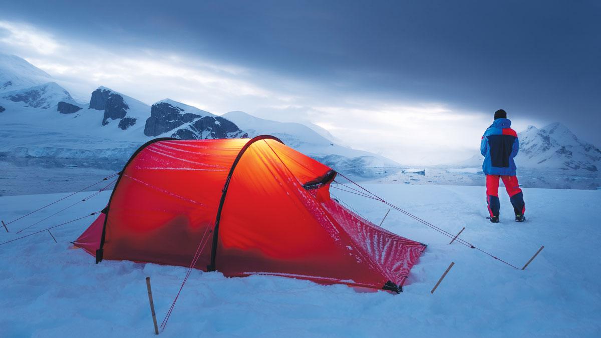 Antarctica_Camp