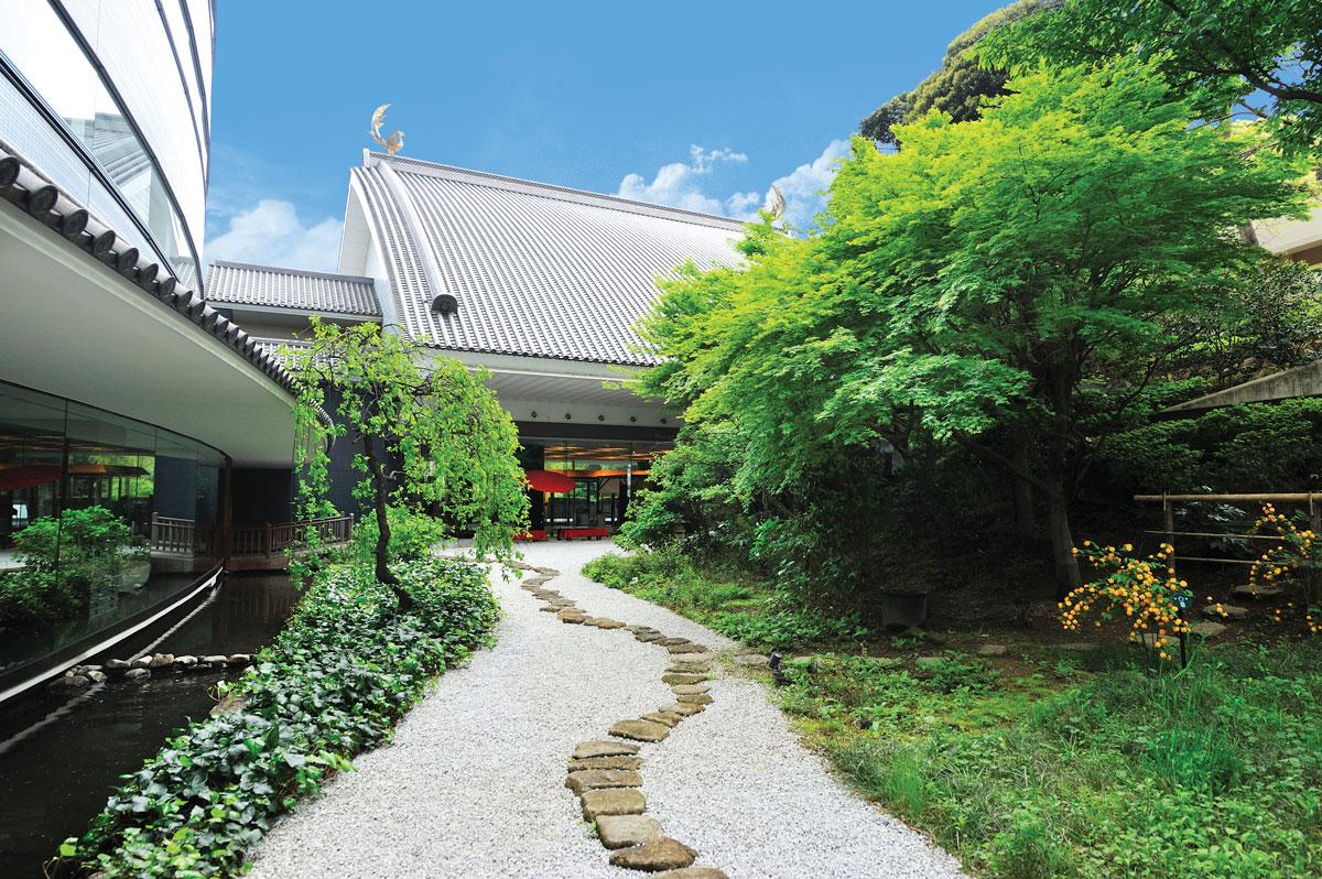 Hotel-Gajoen-Tokyo_Garden