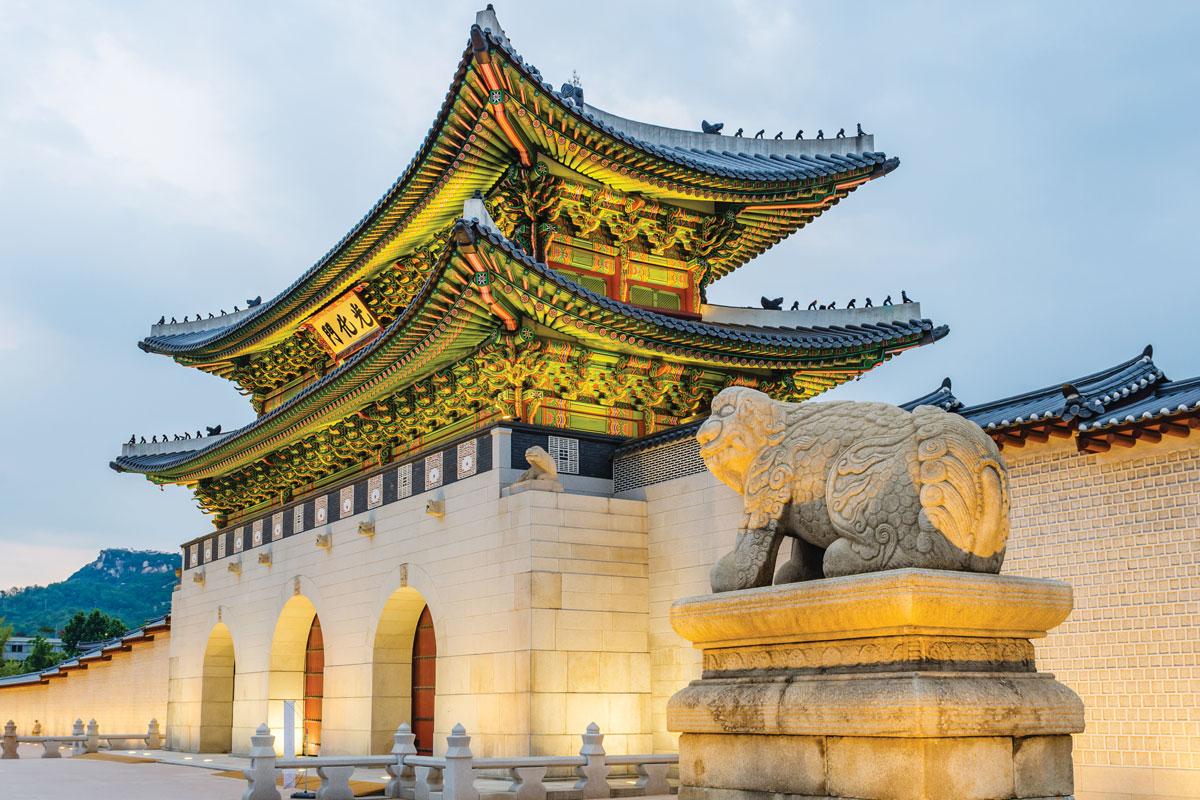 Seoul_Gyeongbokgung