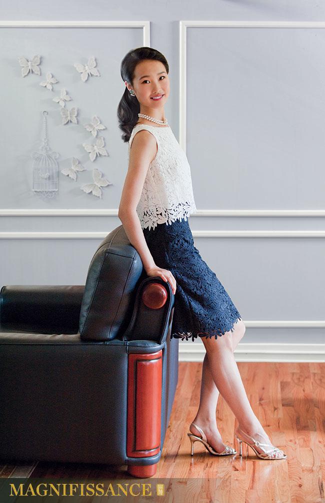 Shenyun Dancer Susan Zhou