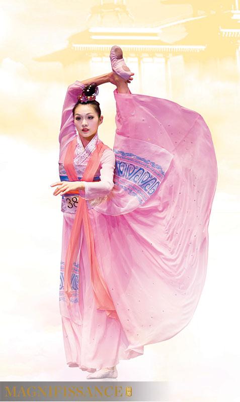 Shenyun_SY朱潁姝 dancer