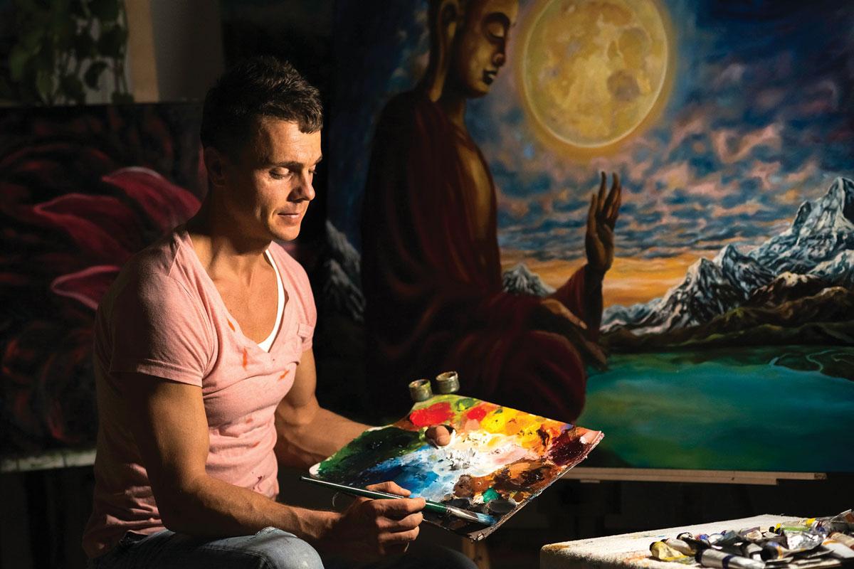 Painter-Jan-Kasparec