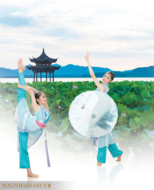 Zengli Teresa_Shen Yun Dancer