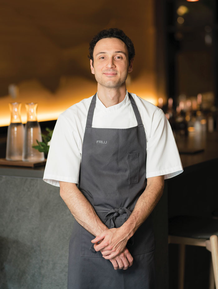 Chef John Vincent Troiano Explains Cooking As Selfless Hospitality Magnifissance