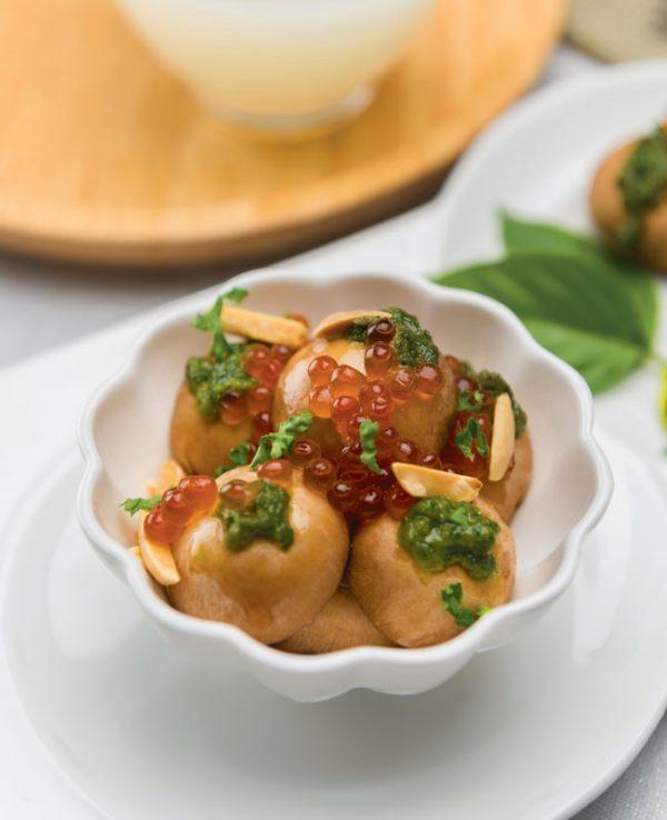 Mushroom-Pesto-Recipe