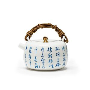 MoriMa Jingdezhen Hand Painted Poems