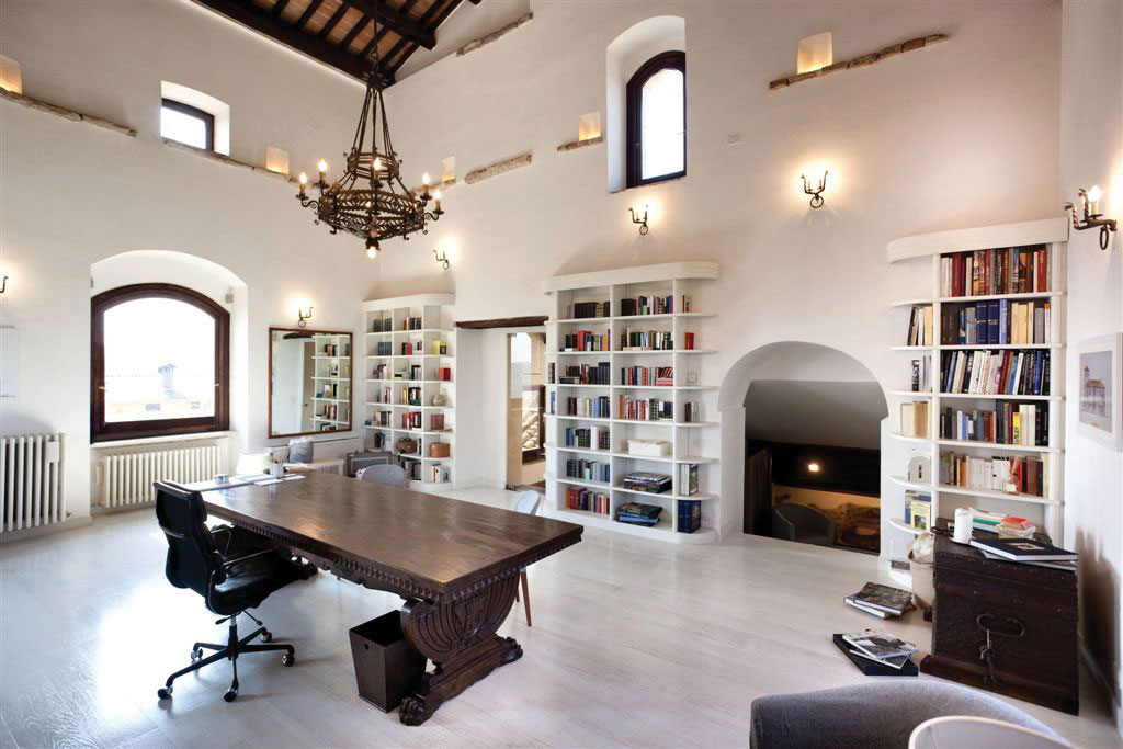 Brunello Cucinelli_Office