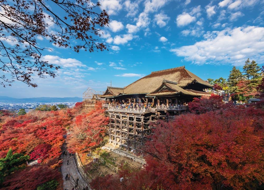 Kiyomizu-dera-Temple