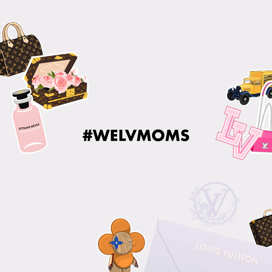 LV-Mother's-Day E-card