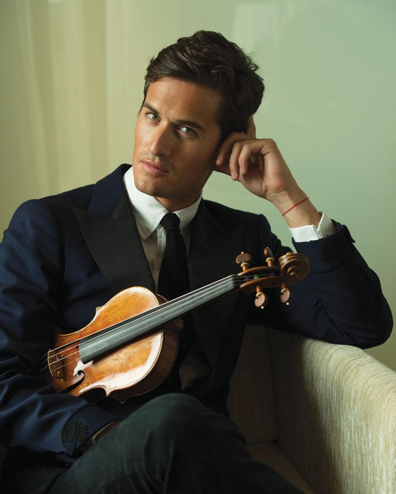 Violinist-Charlie-Siem