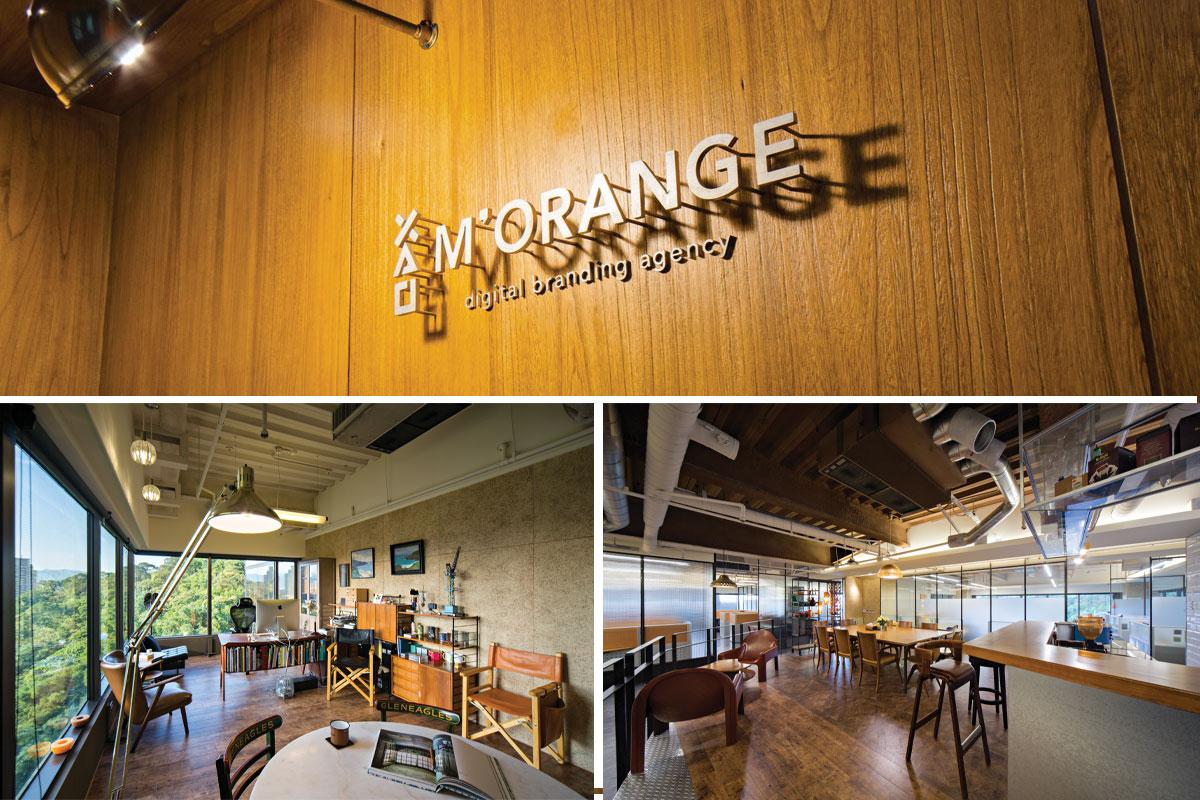 Moulin Orange Laurent Shen