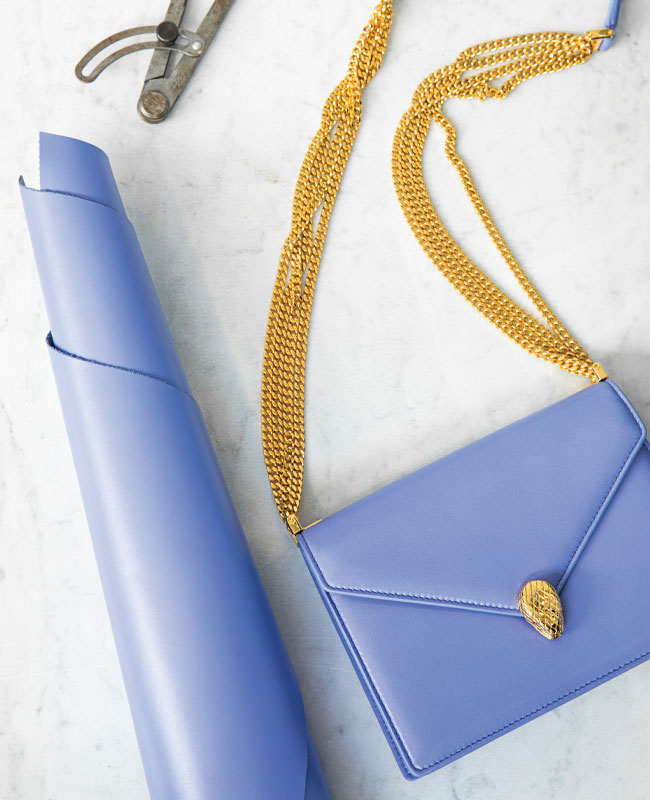 Bulgari leather goods and accessories