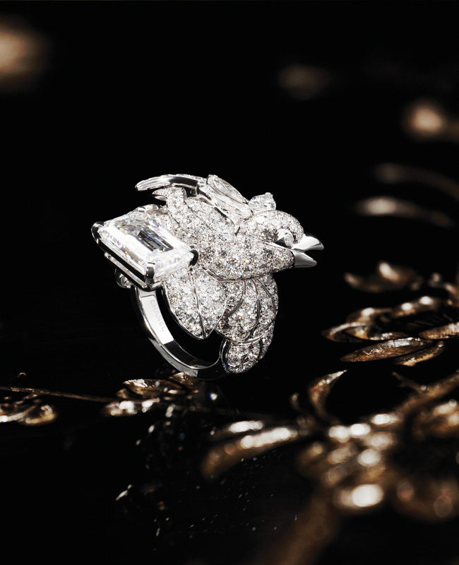 Chanel Coromandel Fine Jewelry