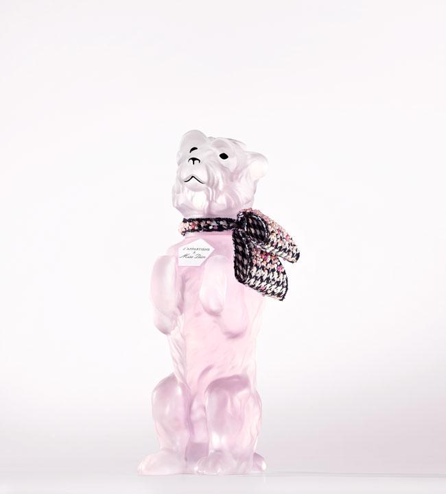 Bobby bottle Miss Dior