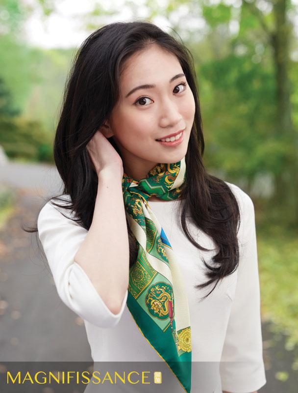 Shen Yun Dancer Michelle Lian