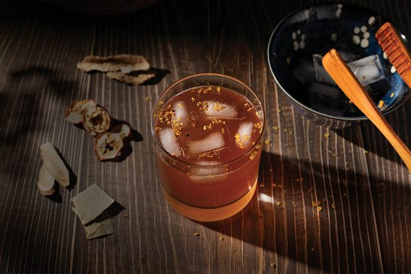 Sour plum drink is China's traditional summer heat relief.