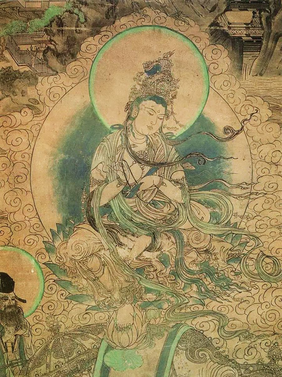 Classical aesthetics in Chinese art.