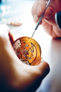 fine watchmaking
