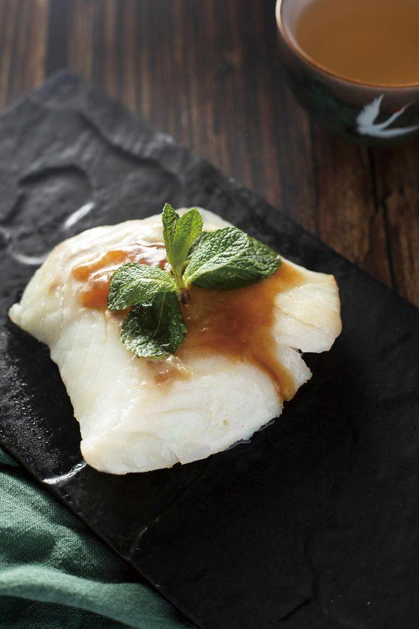 A delicious white cod recipe