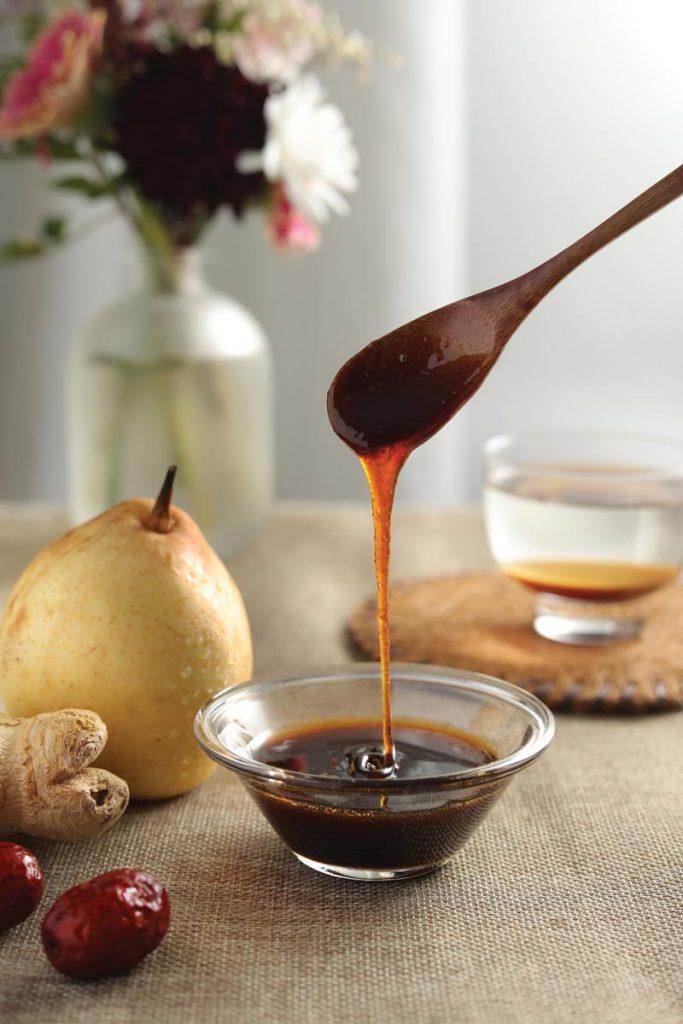 Moisturizing Autumn Pear Paste