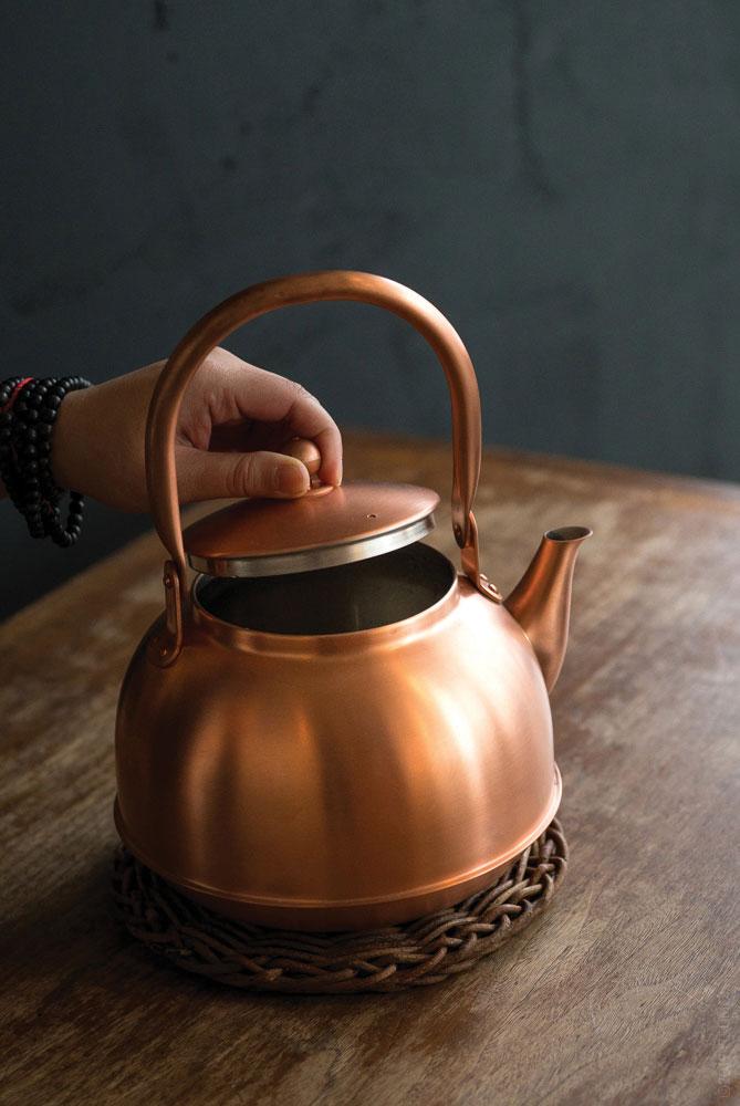 everyday luxury Azmaya_-Copper-Kettle
