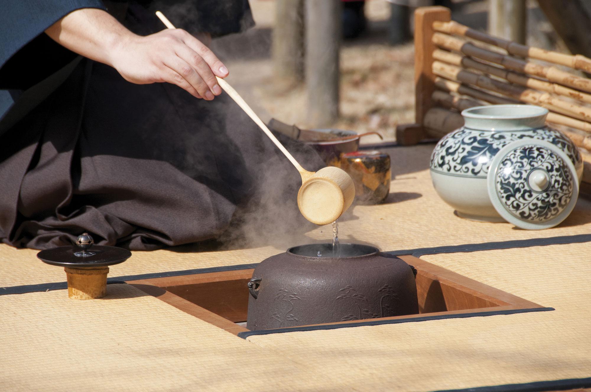 everyday luxury_The Japanese tea ceremony